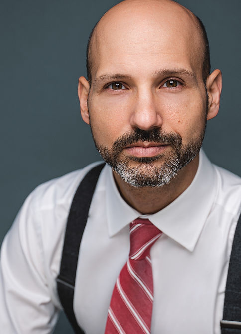 Joe Galan Headshot
