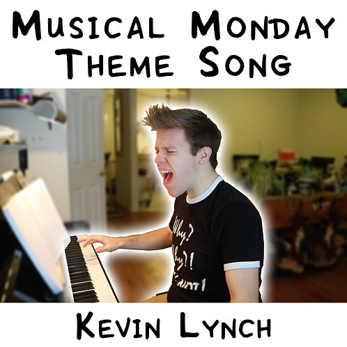 """""""Musical Monday Theme Song"""" - Digital Download"""