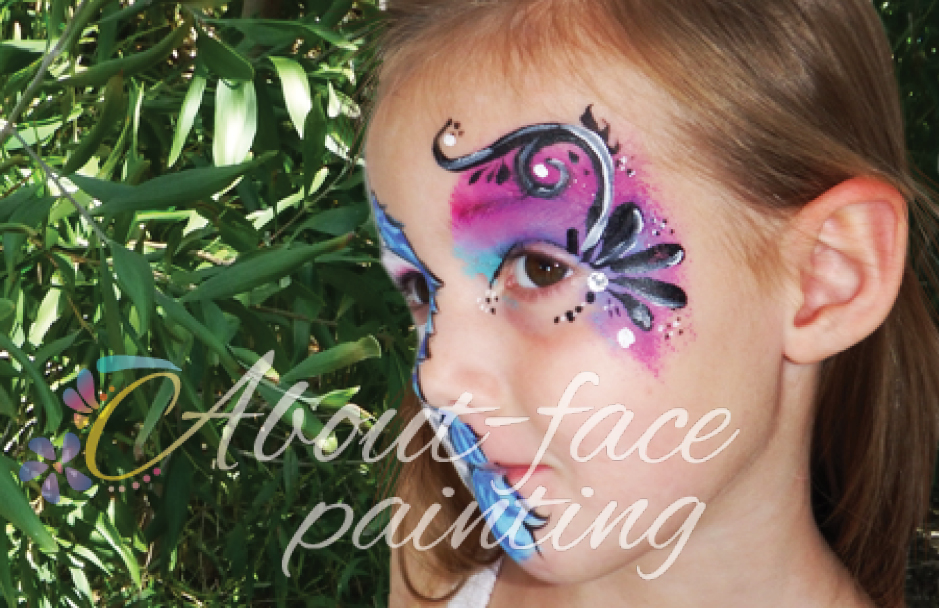 About-face painting