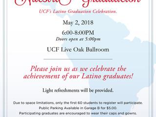 Latino Graduation Celebration