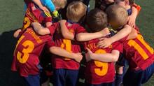 Der TSV Lentföhrden baut  seinen Nachwuchs nachhaltig auf