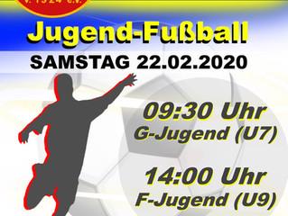 TSV Jugendturnier am 22.02.2020