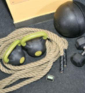 CrossFit Ausrüstung
