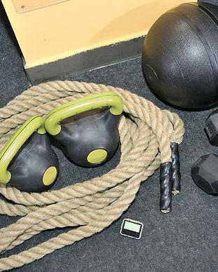 CrossFit Équipement