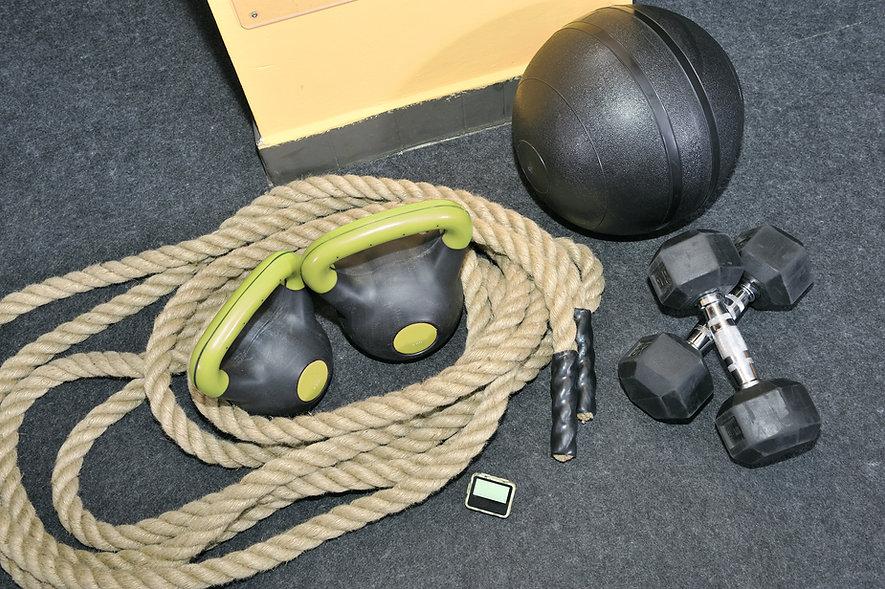 CrossFit оборудование
