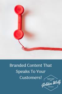 Branded Social Content Blog