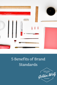Benefits of Brand Standards