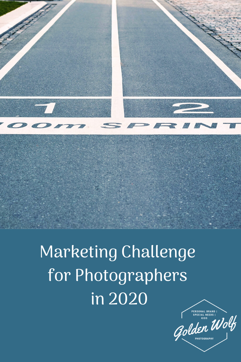 Marketing Challenge for Photographers