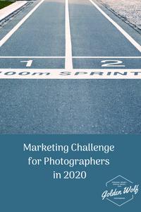 Marketing Challenge for Photographers