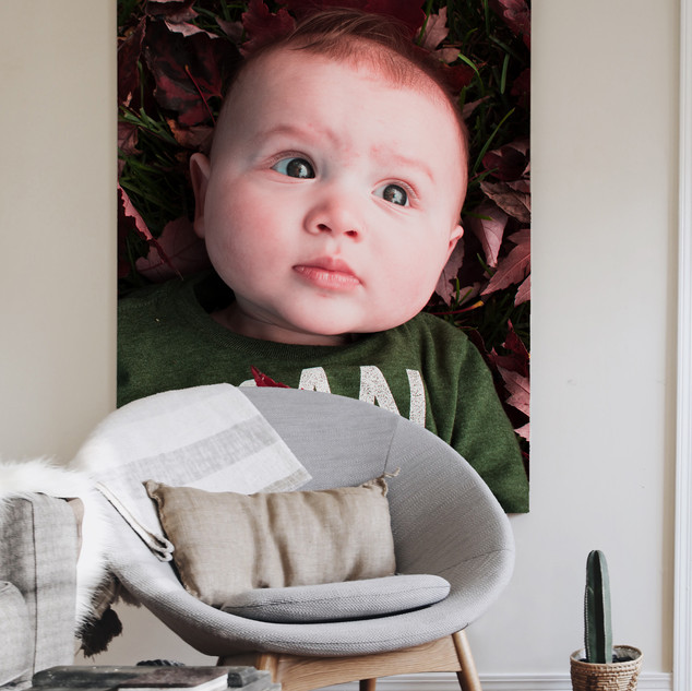 Canvas Baby