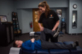 Personal Brand Photogrphy of Chiropractor