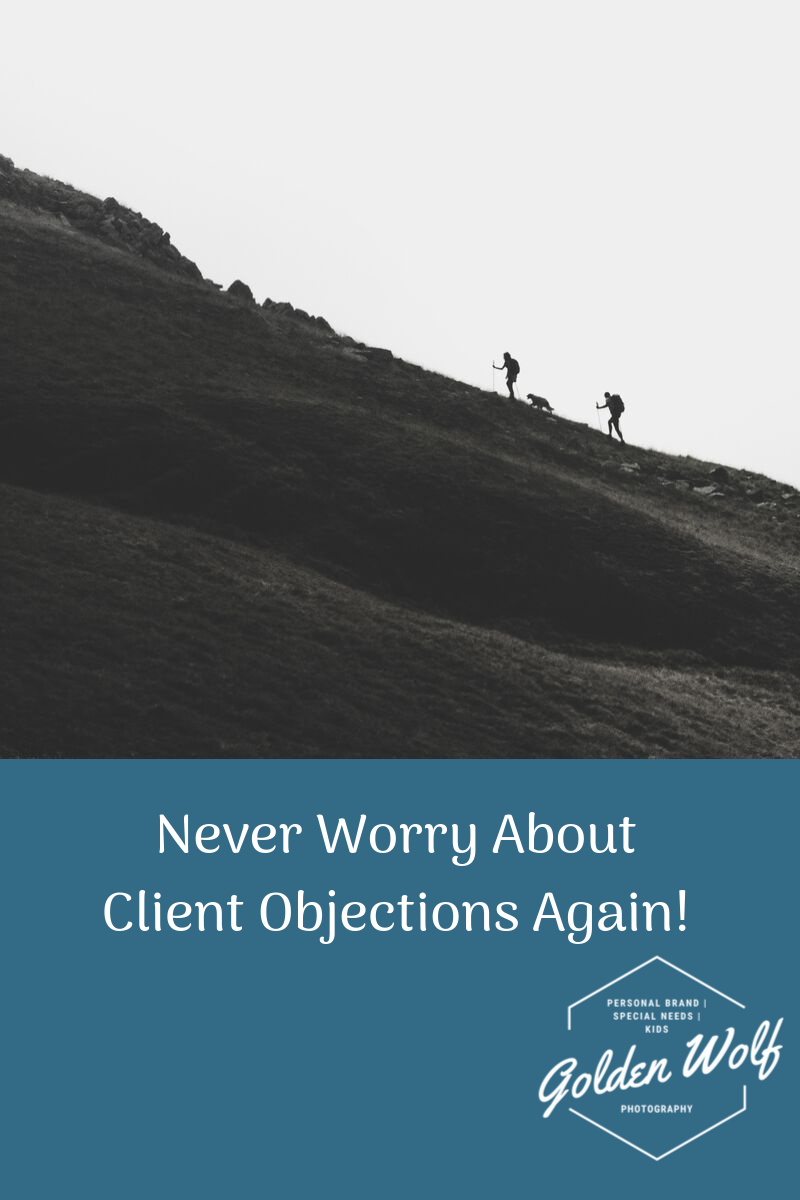 Personal Branding Client Objections