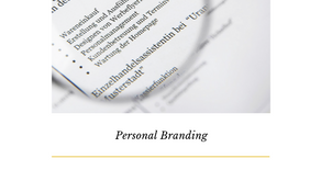 Your Personal Brand Statement