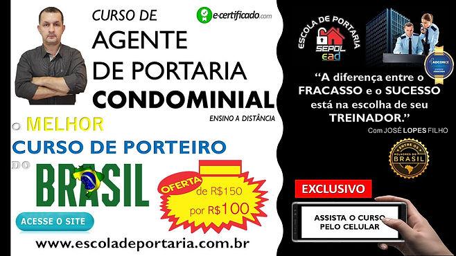 AGENTE DE PORTARIA CONDOMINIAL EAD SEPOL