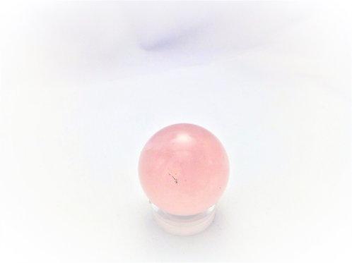 Esfera Cuarzo Rosa