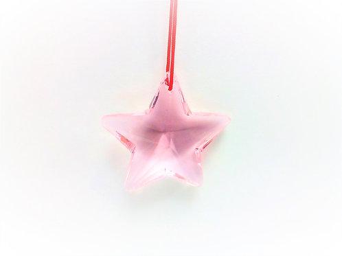Estrella Feng Shui Rosa