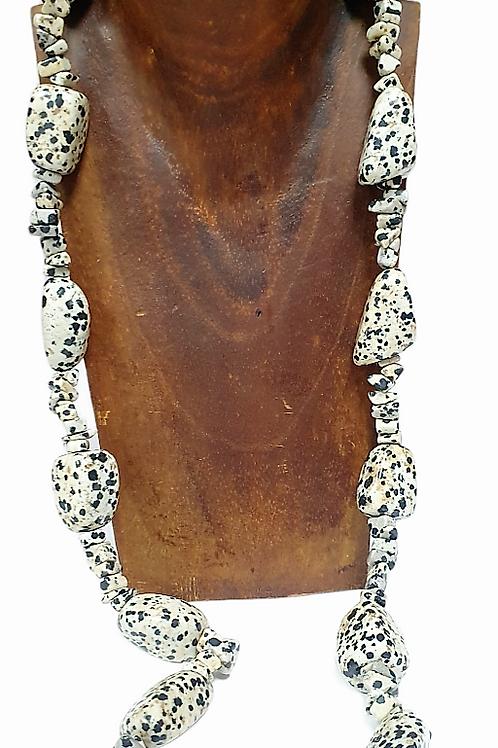 Collar Jaspe Dálmata