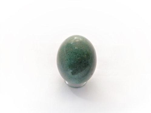 Huevo Aventurina Verde