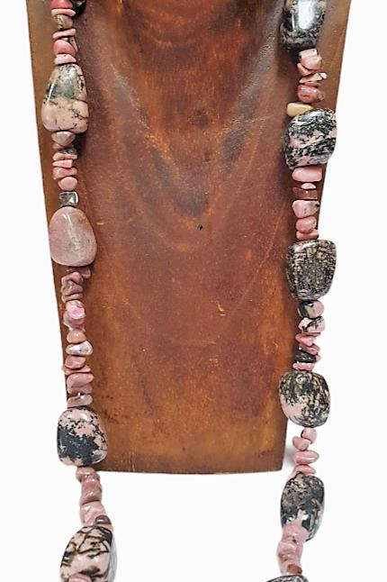 Collar Rodonita