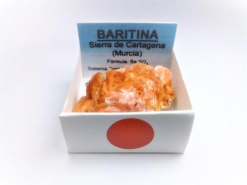 4X4 Baritina España