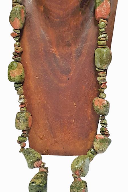 Collar Jaspe Unakita
