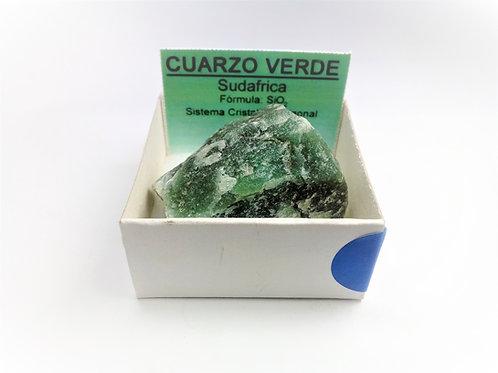 4X4 Cuarzo Verde Sudáfrica