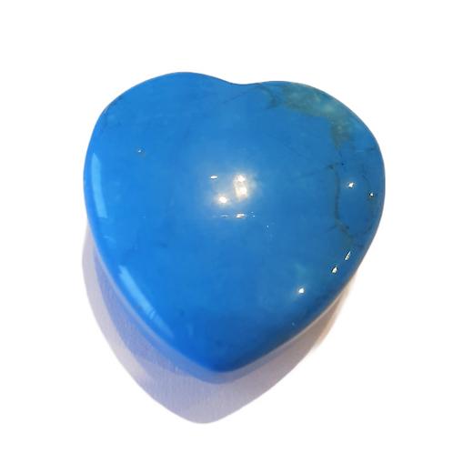 Colgante Howlita Azul