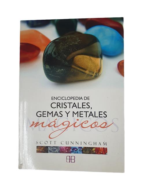Libro Cristales Gemas y Metales mágicos