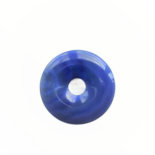 Colgante Agata Azul