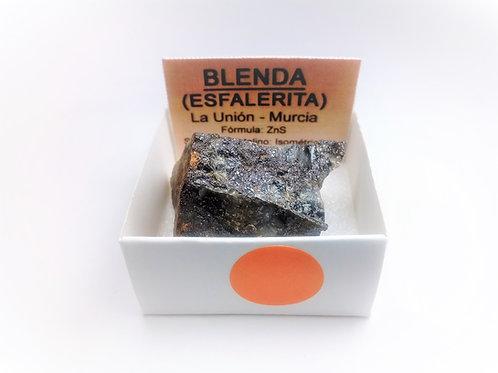 4X4 Blenda Esfalerita España
