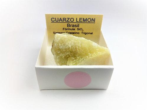4X4 Cuarzo Limón Brasil