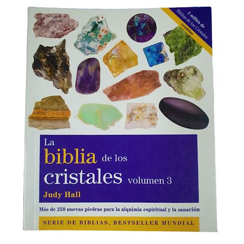 Libro La Biblia de los Cristales 3º