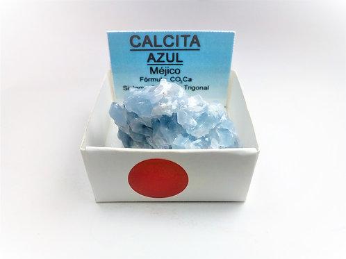 4X4 Calcita Azul México