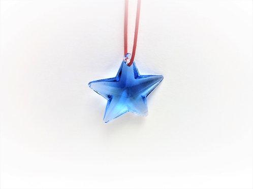 Estrella Feng Shui Azul
