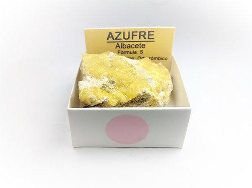 4X4 Azufre España