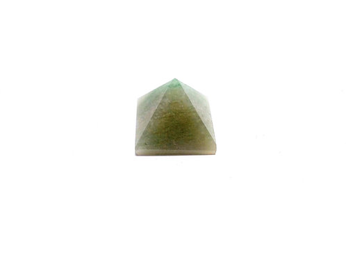 Pirámide Aventurina Verde