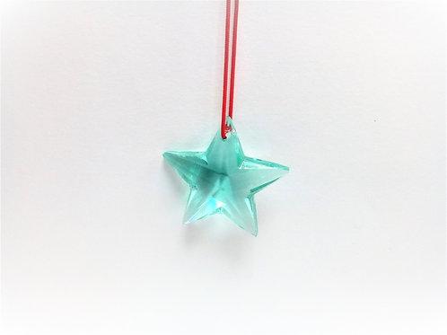 Estrella Feng Shui Verde
