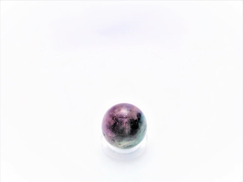 Esfera Fluorita Arcoíris