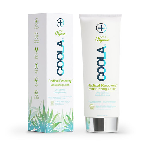 Radical Recovery Eco-Cert Organic After Sun Body Lotion