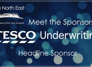 Tesco Underwriting | Headline Sponsor