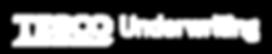 Tesco Underwriting Logo white Reversed O