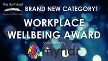 Workplace Wellbeing Award! | Brand New Category