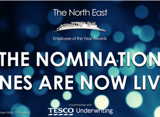 The Nomination Lines Are Now LIVE!!