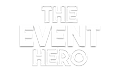 The Event Hero Logo - white no backgroun