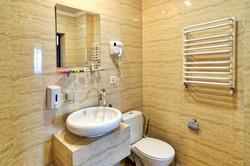 однокомнатный апартамент ванная