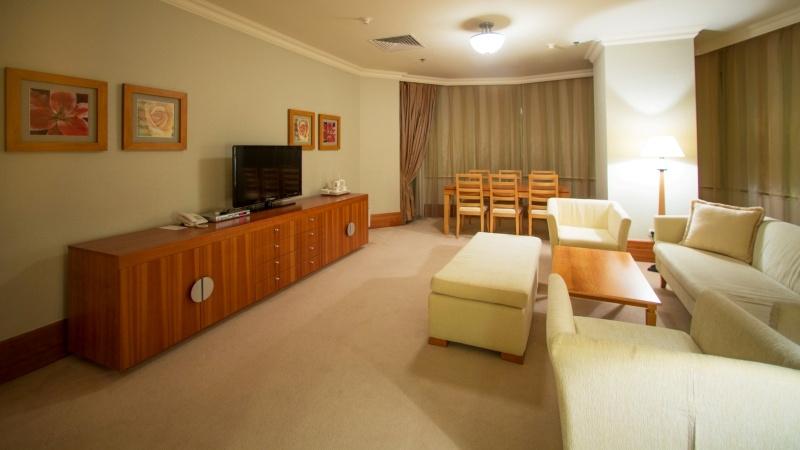 2-местный 2-комнатный панорамный люк