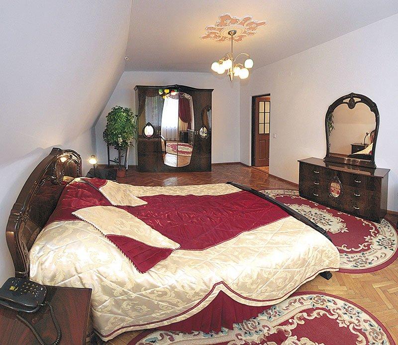 2-комнатный люкс (корп. Днепр)