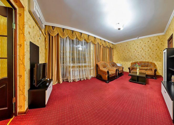 2-комнатный люкс элит