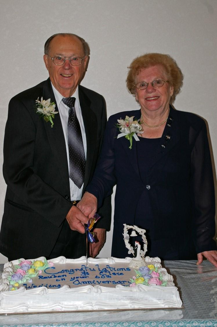 60th wedding anniversary (2007)