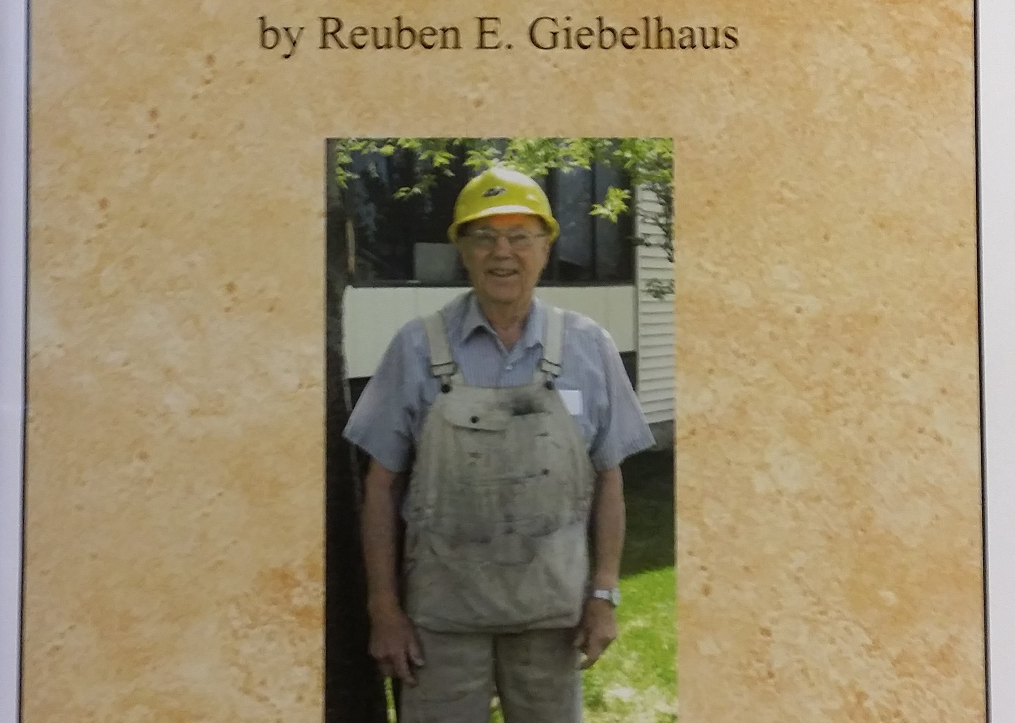 Book he wrote at age 89 (2012)
